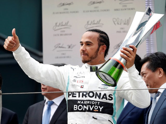 Hamilton wins F1's 1,000th race - the key talking points from Chinese GP