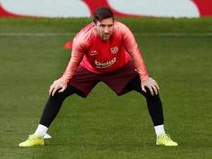 Barcelona may rest Messi for trip to basement side Huesca