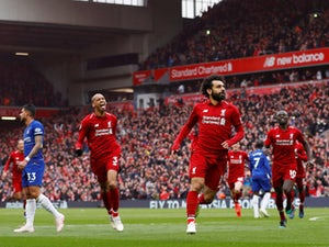 Liverpool back on top with win over Chelsea