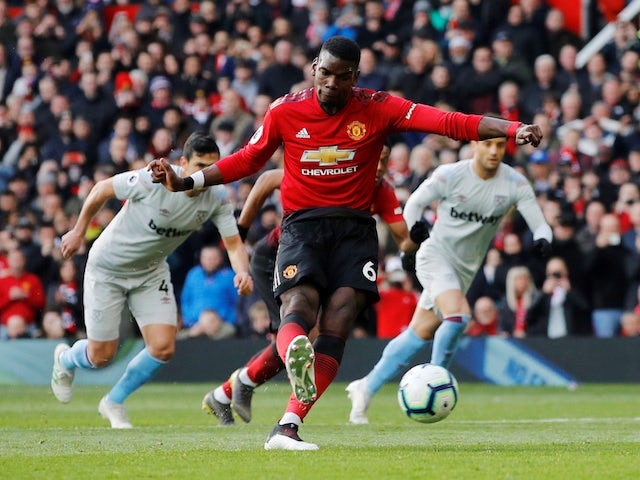 Pogba 'desperate to work with Zidane'