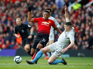Martial 'facing battle to save United career'