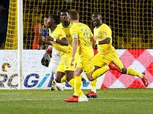 Late Limbombe winner sees Nantes stun Lyon