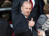 Southampton chairman Ralph Krueger pictured in March 2014