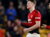 Scott McTominay in action for Manchester United on April 2, 2019