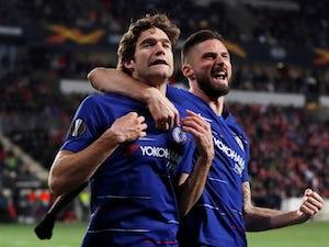Alonso goal gives Chelsea win over Slavia