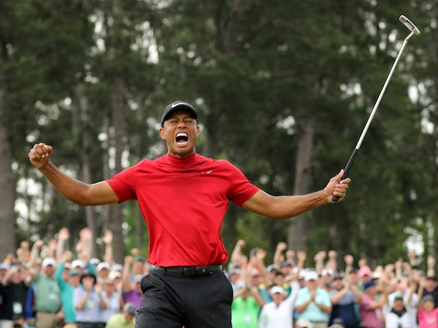 How it happened - Tiger Woods's return to the top