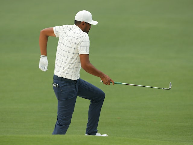 Tony Finau: Team Europe will be shown no mercy on final day of Ryder Cup
