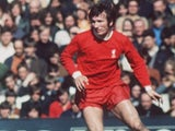 Tommy Smith in vintage action for Liverpool