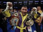 Result: Vasyl Lomachenko stops Anthony Crolla to retain WBA and WBO lightweight titles