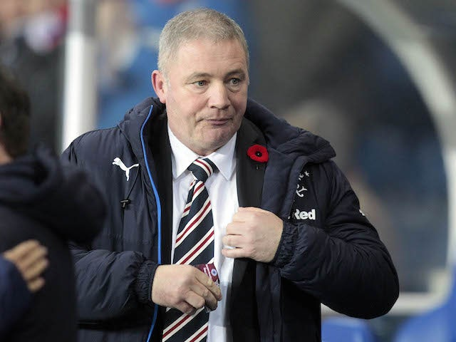 Ally McCoist: 'Celtic the better team'