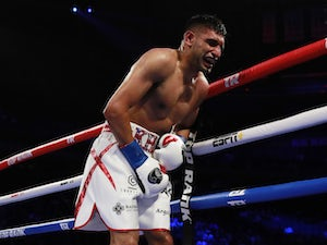 Amir Khan to face Billy Dib after original opponent is injured in car crash
