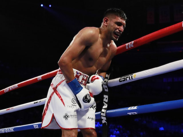 Amir Khan rubbishes claims that he