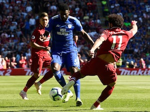 "<span class=""p2_live"">LIVE</span> Cardiff 0-1 Liverpool"