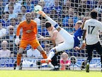 Result: Everton hit four in dominant win over Manchester United