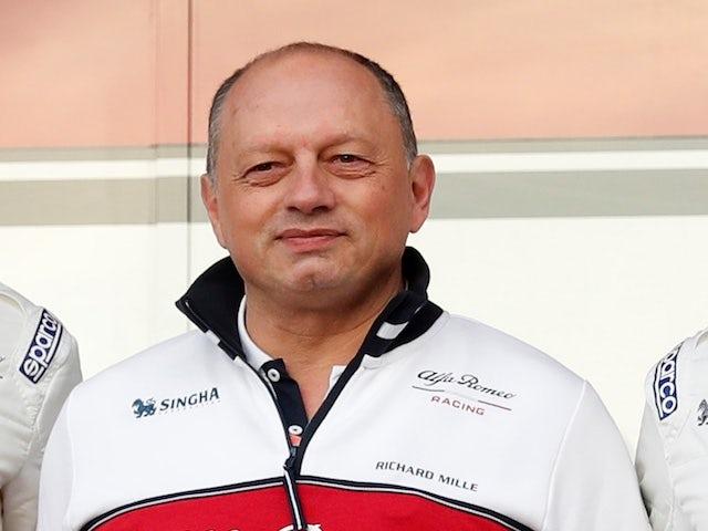 2020 Alfa Romeo 'completely new' - Vasseur