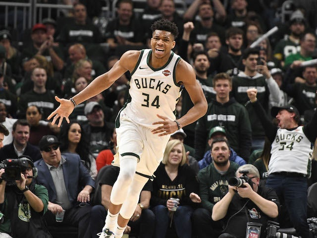 Result: Bucks sweep aside Pistons in playoffs opener