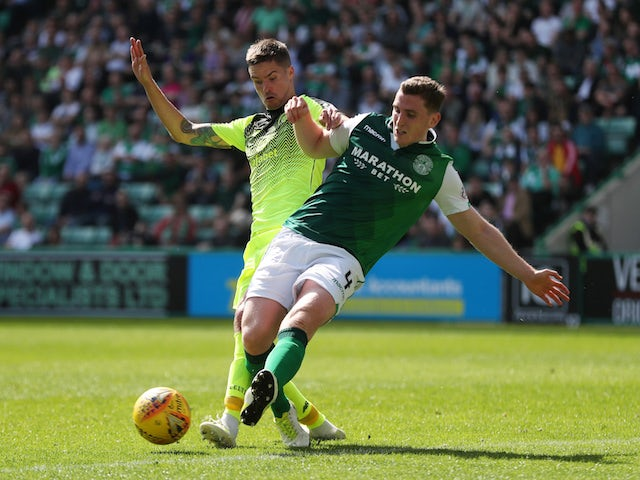Result: Celtic's title charge stalls again in goalless Hibs draw