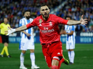 Live Commentary: Leganes 1-1 Real Madrid - as it happened