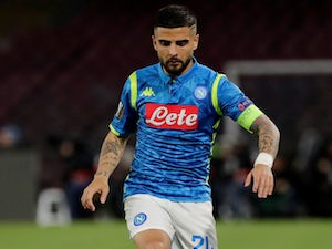 Liverpool boss Klopp rules out Insigne move