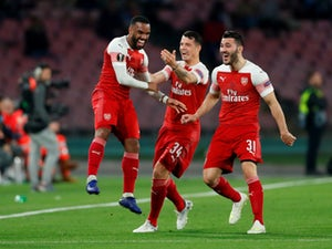 Lacazette seals comfortable passage through for Arsenal