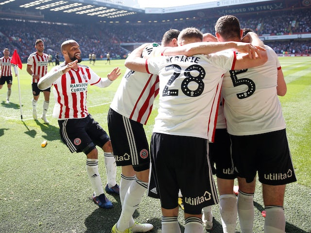 Result: Sheffield United boost promotion hopes by beating Forest