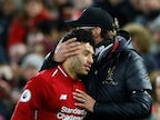 Alex Oxlade-Chamberlain returns after a year out in Liverpool rout