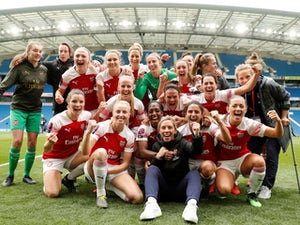 Arsenal clinch first Super League title since 2012
