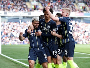 "Pep Guardiola hails ""legend"" Sergio Aguero after Burnley winner"