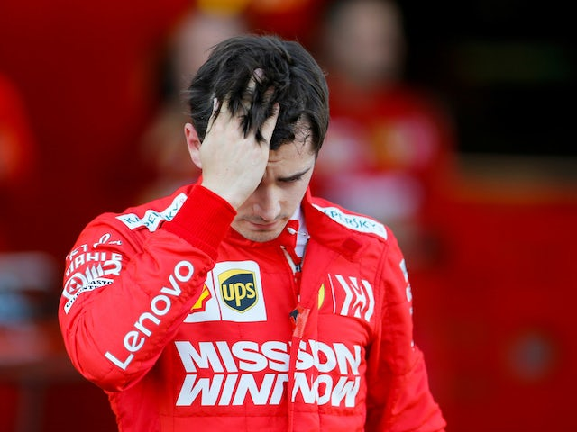 Binotto excuses Leclerc's 'mistakes'