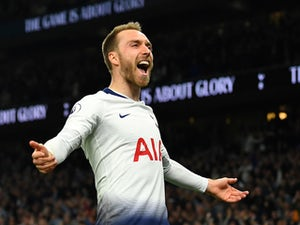 Spurs hold talks with Atletico over Eriksen sale?