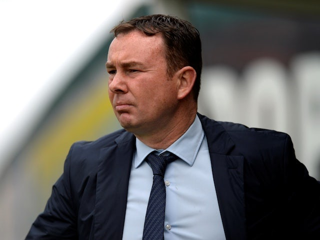 Derek Adams leaves Plymouth Argyle with one game of season remaining