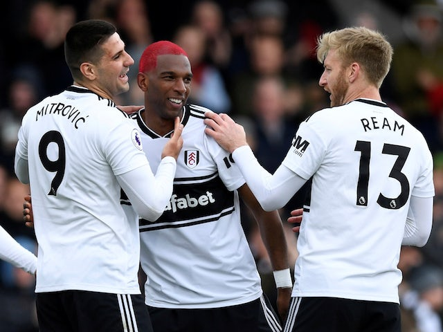 Result: Fulham make it three in a row to dent Cardiff survival hopes