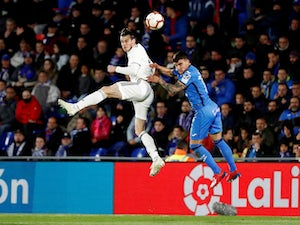 Live Commentary: Getafe 0-0 Real Madrid - as it happened