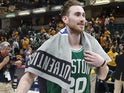 Gordon Hayward in action for Boston Celtics on April 21, 2019