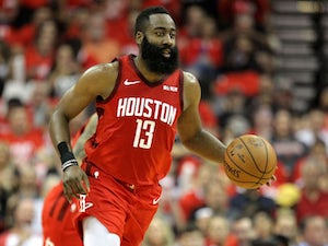 James Harden leads Houston Rockets in round two