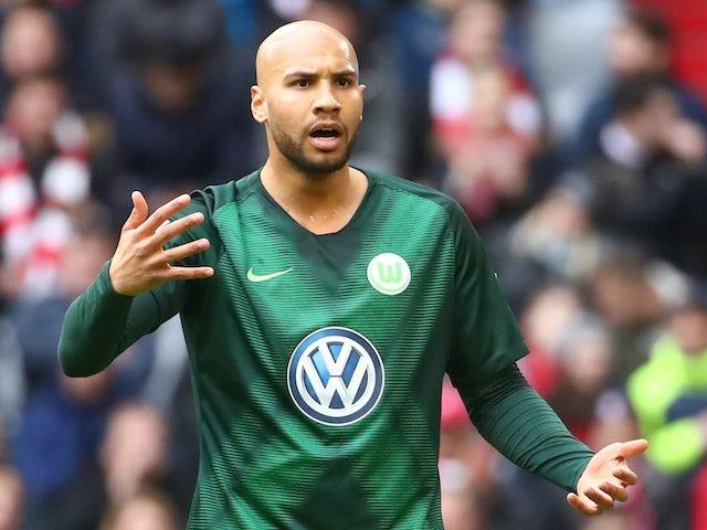 Wolfsburg's John Brooks pictured in March 2019