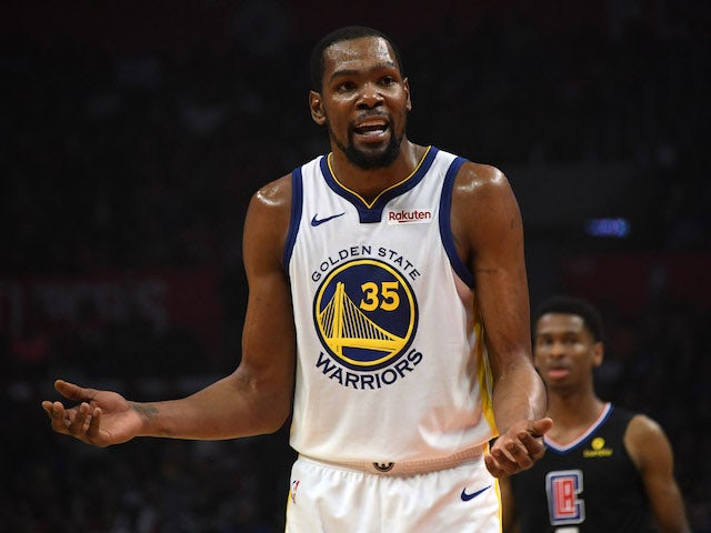 Result: Durant on point as Golden State Warriors advance
