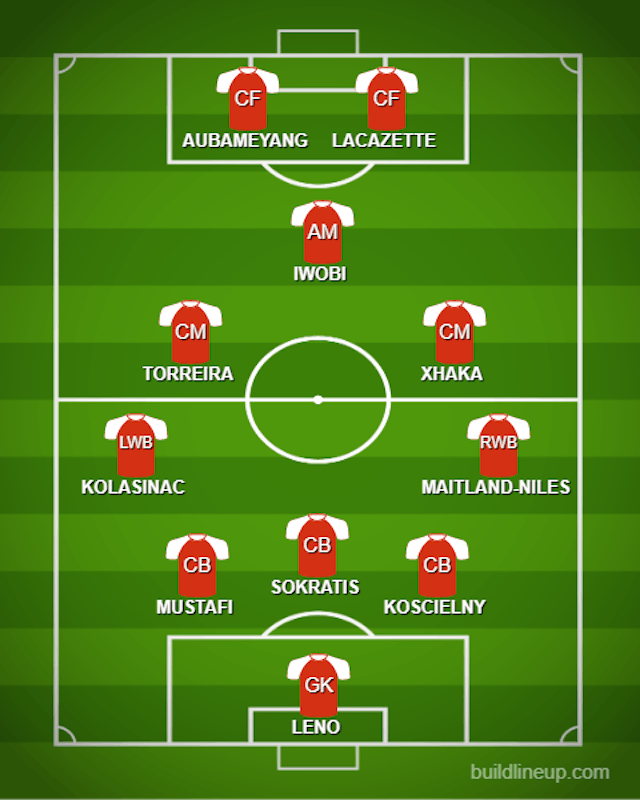Possible ARS XI vs. LEI