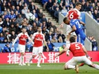 Live Commentary: Leicester City 3-0 Arsenal - as it happened