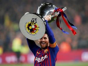 Barcelona seal La liga title courtesy of Messi goal