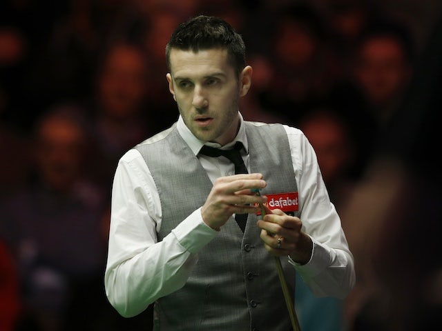 Result: Mark Selby beats Ronnie O'Sullivan to reach Scottish Open semi-finals