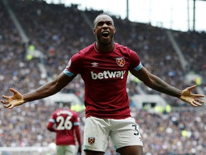 Michail Antonio waiting to discover extent of hamstring injury