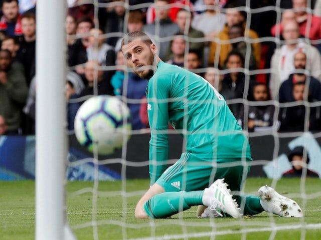 OGS: 'De Gea will play at Huddersfield'