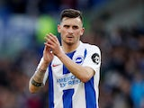 Pascal Gross in action for Brighton on April 27, 2019