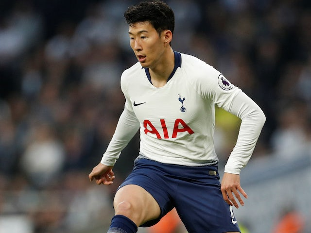 Son Heung-min agent hints at Italy move