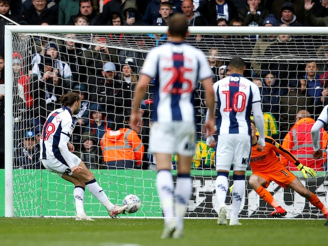 Result: Rotherham relegated from Championship with West Brom defeat