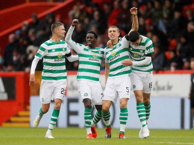 Result: Celtic wrap up eighth successive league title