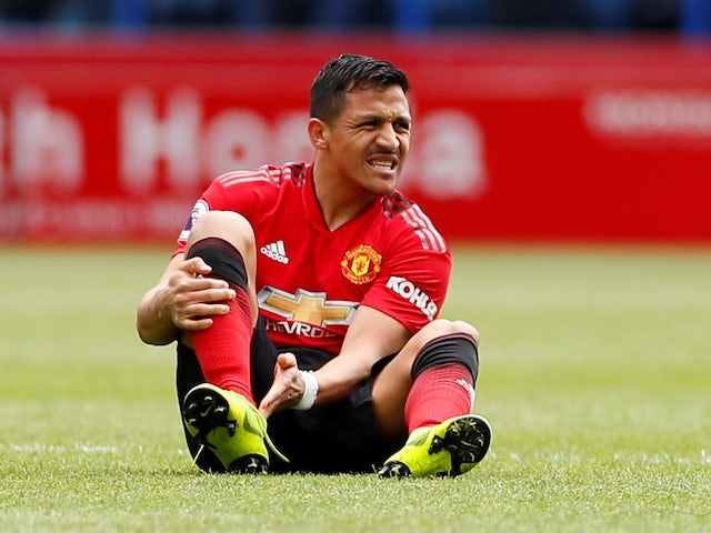 Man Utd 'to subsidise Sanchez wages in Inter loan'