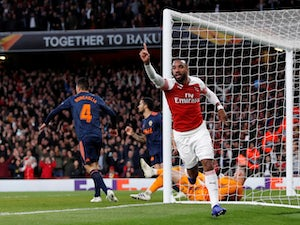 Live Commentary: Arsenal 3-1 Valencia - as it happened