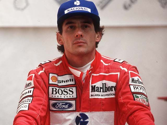 Sporting film of the day to help you through lockdown: Senna